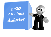 Florida 620 Adjuster License